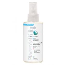 Care Keratin Термозащитный акваспрей для волос