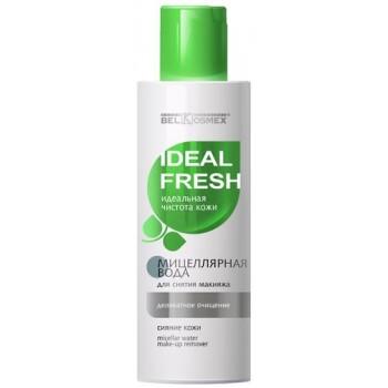 Мицеллярная вода для снятия макияжа деликатное очищение сияние кожи Ideal Fresh