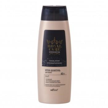 Крем-шампунь для волос 2 в 1