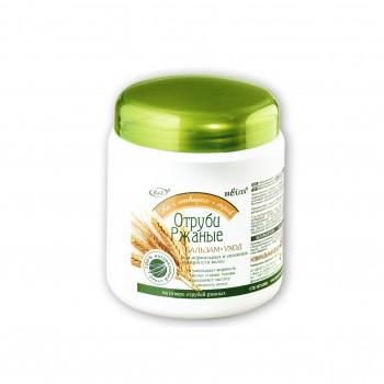 Бальзам-уход отруби ржаные для нормальных и склонных к жирности волос
