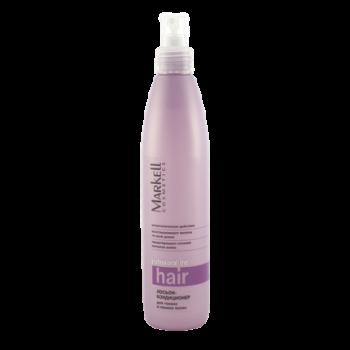 Лосьон-кондиционер для тонких и ломких волос.
