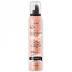 BB Пена для волос Совершенная укладка суперсильной фиксации 12 эффектов